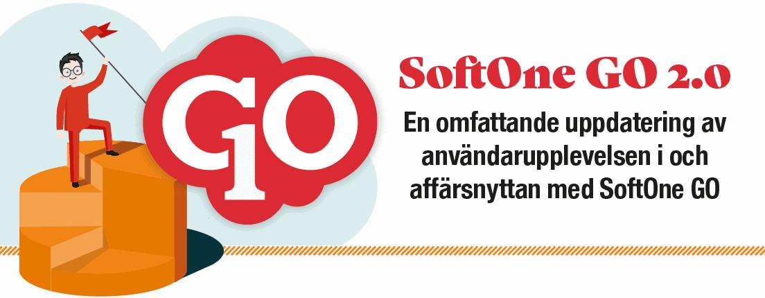 Softone GO 2.0 - en uppdatering av ek