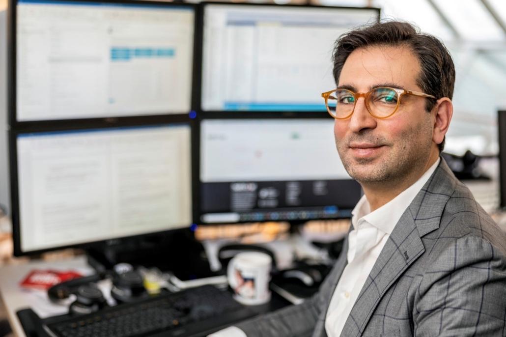 Denho Bilir är CIO på softOne